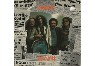 Hookfoot - Headlines - (CD)