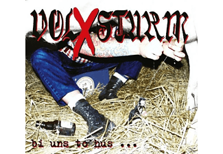 Volxsturm - Bi Uns To Huus (Re-Release+Bonus) - (CD)