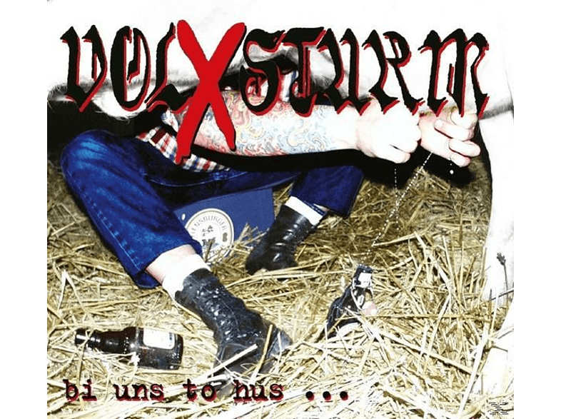 Volxsturm - Bi Uns To Huus (Re-Release+Bonus) [CD]