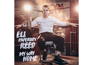 "Eli ""paperboy"" Reed - Look Park - (CD)"