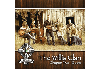 The Willis Clan - Chapter Two-Boots - (CD)