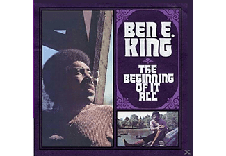 Ben E. King - Beginning Of It All - (CD)