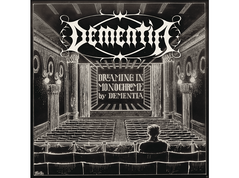 Dementia - Dreaming In Monochrome [CD]
