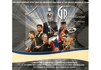 Orchester der Garde Republicaine, Various Composers - Garde Republicaine en musique - (CD)