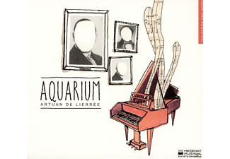 Artuan De Lierree - Aquarium - (CD)