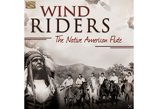 VARIOUS - Wind Riders-The Native American Flute - (CD)