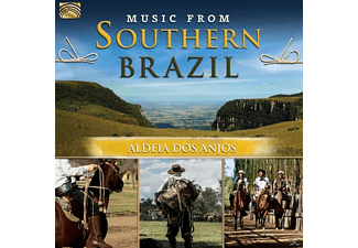 Aldeia Dos Anjos - Music From Southern Brazil - (CD)
