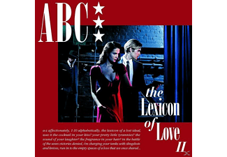 ABC - The Lexicon Of Love II - (CD)