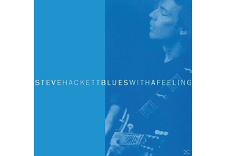 Steve Hackett - Blues With A Feeling - (CD)