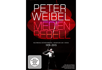 Peter Weibel Medienrebell Medi - (DVD)