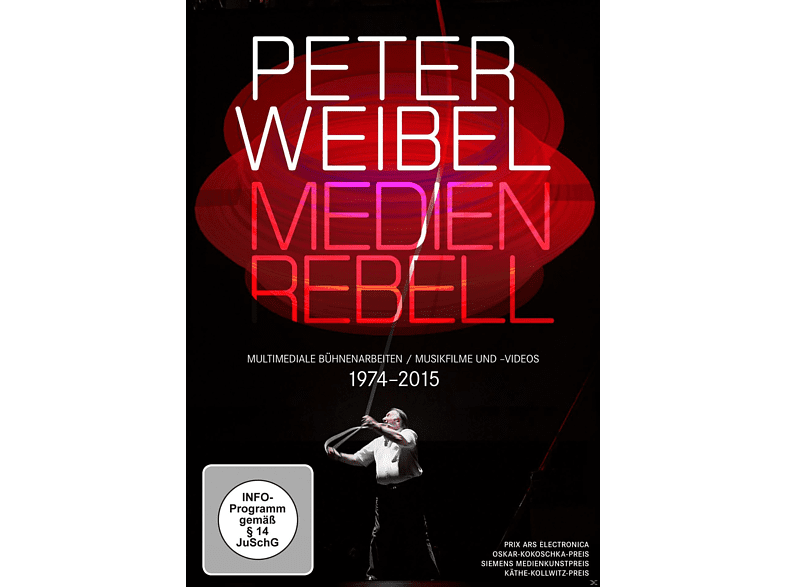 Peter Weibel Medienrebell Medi [DVD]