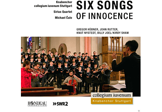 Culo, Knabenchor Collegium Iuvenum, Sirius Quartet - Six Songs of Innocence - (CD)