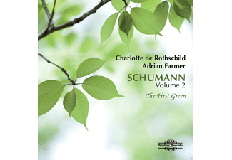 Rothschild,Charlotte De/Farmer,Adrian - The First Green (Vol.2) - (CD)