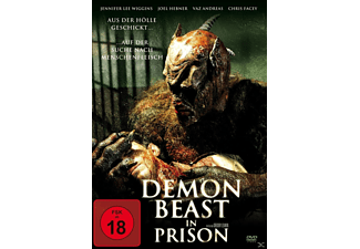 Shapeshifter - Demon Beast in Prison [DVD]