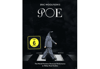 - Eric Woolfson - Poe: World Premiere Performance - (DVD)