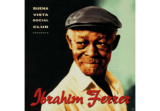 Ibrahim Ferrer - Buena Vista Social Club Presents - (LP + Download)