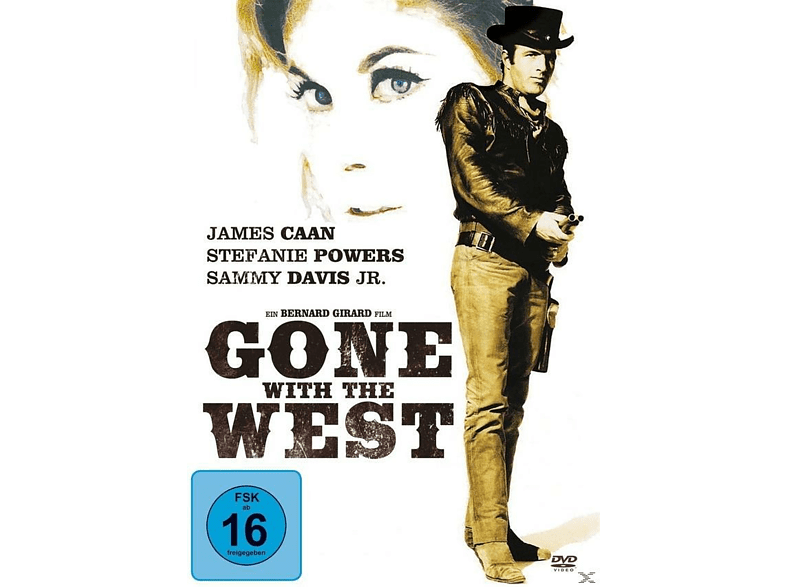 Gone with the West [DVD]