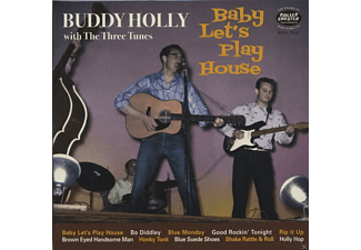 Buddy Holly - Baby Let's Play House-10inch (33rpm) - (Vinyl)