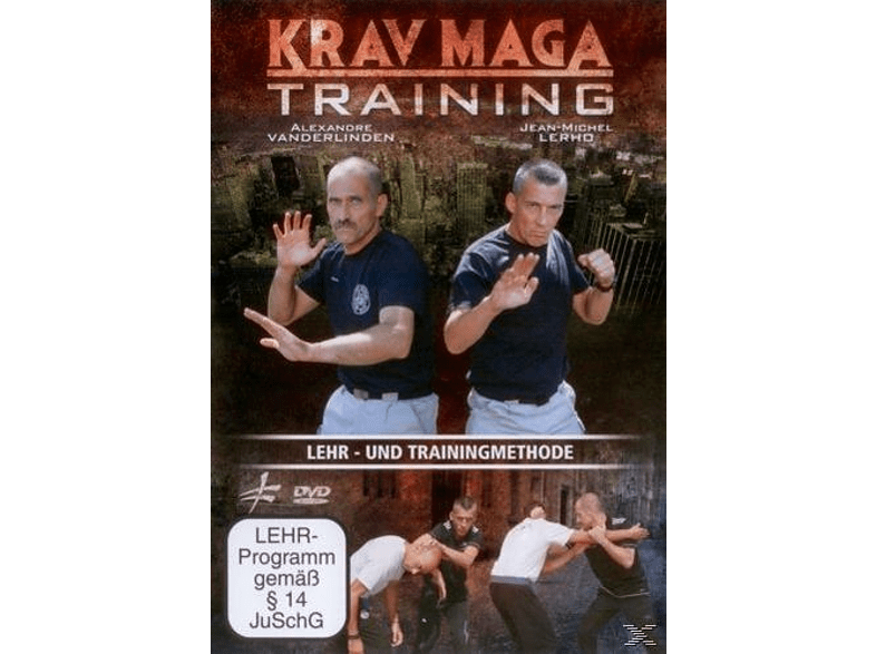 Krav Maga Training [DVD]