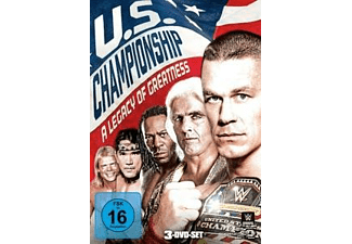 U.S.Championship-A Legacy Of Greatness - (DVD)