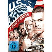 U.S.Championship-A Legacy Of Greatness [DVD]