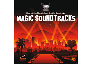 VARIOUS - Magic Soundtracks - (CD)