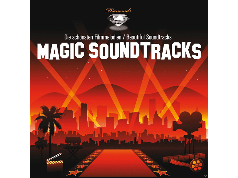VARIOUS - Magic Soundtracks [CD]