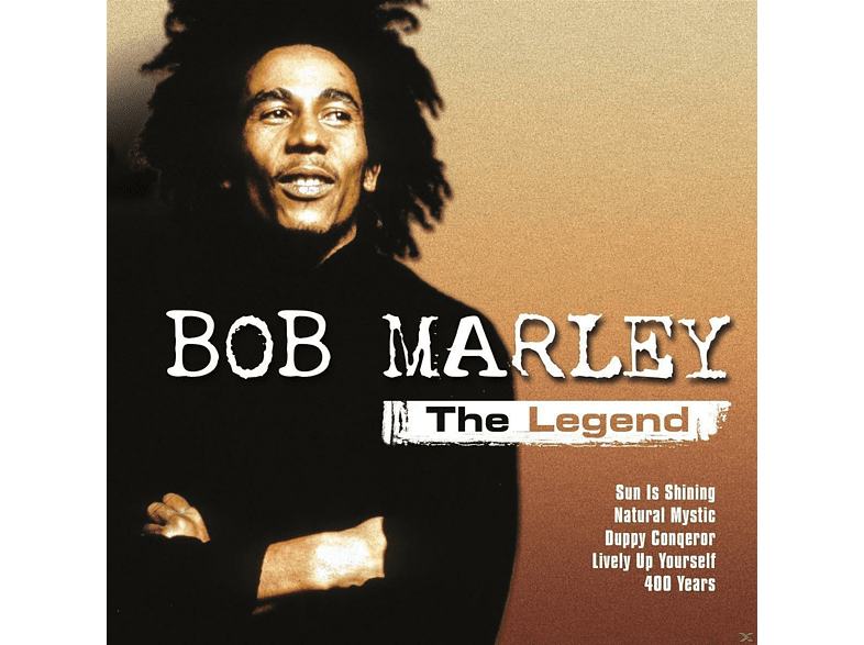 Bob Marley - Bob Marley-The Legend [Vinyl]