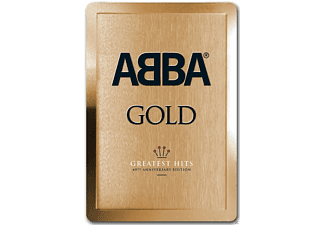 ABBA - Abba Gold (Ltd.40th Anniversary Steelbook Edt.) - (CD)