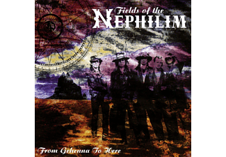 Fields Of The Nephilim - From Gehenna To Here - (CD)