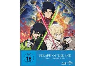 Seraph of the End - Vol. 1 (Limited Premium Edition) - (Blu-ray)