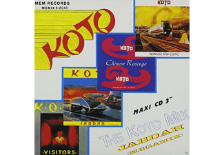 Koto - The Koto-Mix - (Maxi Single CD)