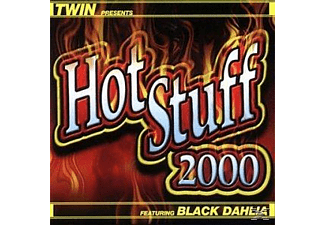 Twin, Black Dahla - Hot Stuff 2000 - (CD)