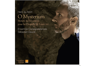 Sébastien Daucé, Ensemble Correspondances - Motets & Elevations - (CD)