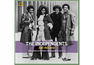 The Independents - Just As Long-Complete Wand Recordings 1972-74 [CD]