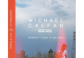 Michael Calfan - Nobody Does It Better (2-Track) - (5 Zoll Single CD (2-Track))