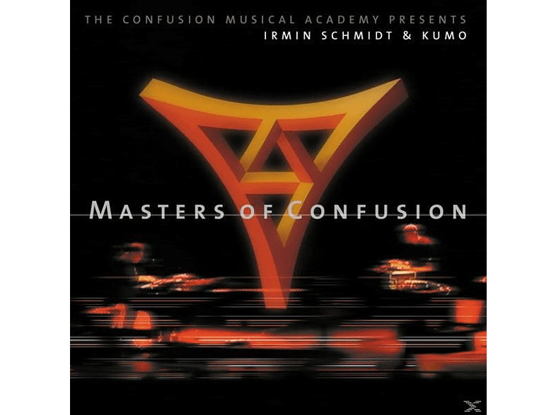 Irmin Schmidt, Kumo - Masters Of Confusion [CD]