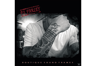 Pj Farley - Boutique Sound Frames - (CD)