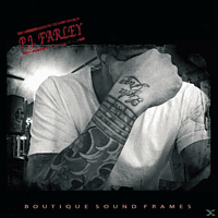 Pj Farley - Boutique Sound Frames [CD]