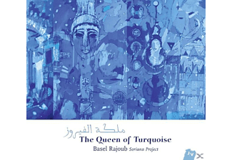 Basel Rajoub, VARIOUS - The Queen Of Turquoise - (CD)