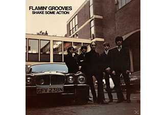 The Flamin' Groovies - Shake Some Action - (Vinyl)