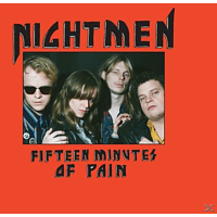 Nightmen - Fifteen Minutes Of Pain [Vinyl]