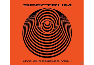 The Spectrum - Live Chronicles Vol.1 - (CD)