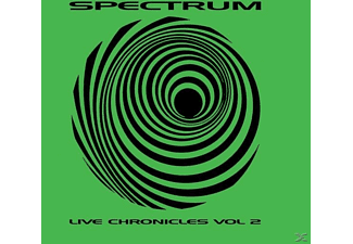 The Spectrum - Live Chronicles Vol.2 [CD]