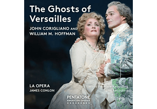 La Opera, James Conlon - The Ghosts Of Versaille - (SACD Hybrid)