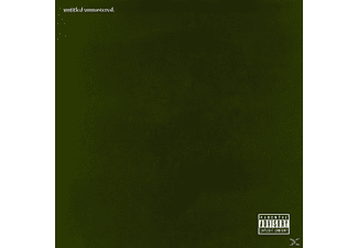 Kendrick  Lamar - Untitled Unmastered.(LP) [Vinyl]