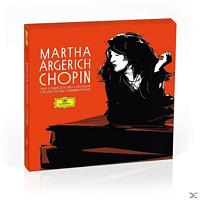 Martha Argerich - The Complete Recordings On DG [CD]