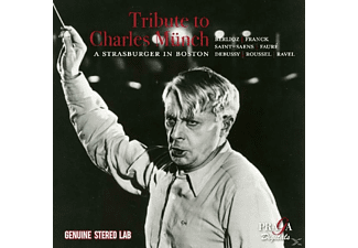Boston Symphony Orchestra - Tribute To Charles Münch - (CD)