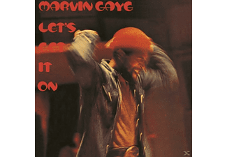 Marvin Gaye - Let's Get It On (Back To Black LP) [Vinyl]