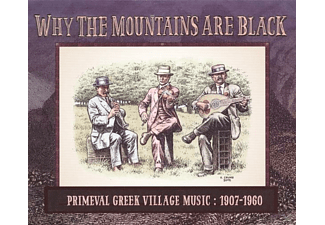 VARIOUS - Why The Mountains Are Black - (Vinyl)